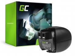 Green Cell ® Battery for Metabo 6.27270 4.8V 2.1Ah
