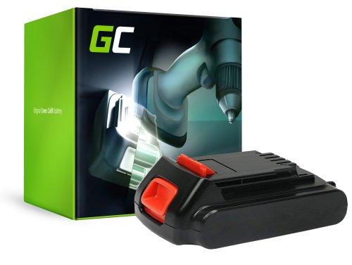 Green Cell® Battery (1.5Ah 18V) BL1518 BL2018 BL3018 BL4018 for Black&Decker ASD18K BDCDC18 BDCDC18BAFC GKC1825L20 GWC1820PCB