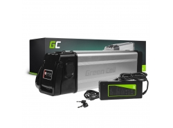 Green Cell ® Battery for Electric Bikes e-Bike 48V 11.6Ah 556.8Wh