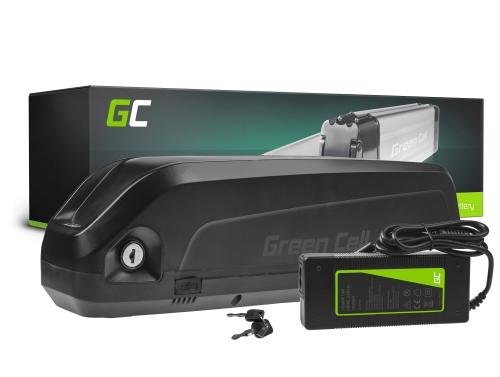 Accumulator Battery Green Cell Down Tube 48V 13Ah 624Wh for Electric Bike E-Bike Pedelec
