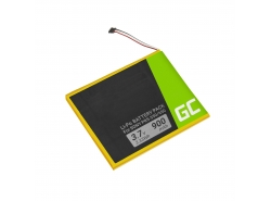 Green Cell ® Battery 1-756-769-11 for Sony Portable Reader PRS-500 PRS-500U2 PRS-505 PRS-505LC PRS-700, E-book capacity 750mAh