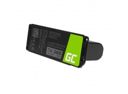 Green Cell ® Battery 088772 for Speaker Bose Soundlink Mini 2 II MMPRA0071 MMPRA0072 725192-1110 725192-1310, 7.4V 3400mAh