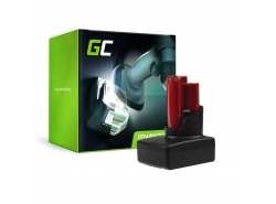Green Cell ® BatteryC12 M12 B2 B3 B4 B6 RedLithium for Milwaukee BPD-0 BDD-202C BSD-0 C12HZ-0 C12MT-0 M12FID M12CDD