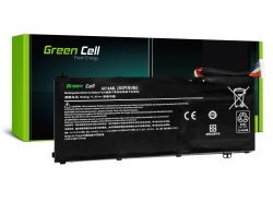 Green Cell Battery AC14A8L AC15B7L for Acer Aspire Nitro V15 VN7-571G VN7-572G VN7-591G VN7-592G i V17 VN7-791G VN7-792G