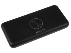 Wireless Power Bank RDY 10000mAh QI 2x USB USB-C