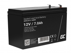 Green Cell ® Gel Battery AGM 12V 7Ah