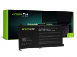Green Cell Battery BK03XL for HP Pavilion x360 14-BA 14-BA015NW 14-BA022NW 14-BA024NW 14-BA102NW	14-BA104NW