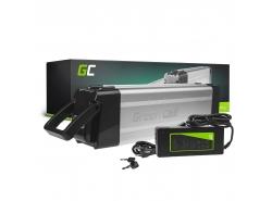 Green Cell ® Battery for Electric Bikes e-Bike 48V 14.5Ah 696Wh