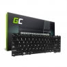 Green Cell ® Keyboard for Laptop Toshiba Satellite A205 A300 M300 M500 QWERTY US