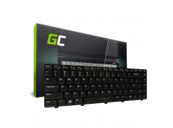 Green Cell ® Keyboard for Laptop Dell Inspiron N5040 N5050 N4050 M5040 3520 XPS L502X KCP3T US QWERTY