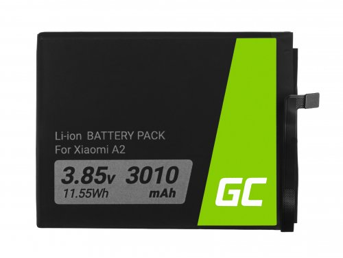 Green Cell Phone Battery BN36 for Xiaomi Mi A2 6X