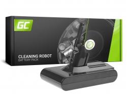 Green Cell® Battery (3Ah 21.6V) 967810-02 209432-01 209472-01 for Dyson V6 DC58 DC59 DC61 DC62 DC72 DC74