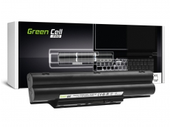 Battery Green Cell PRO FPCBP145 FPCBP282 for Fujitsu LifeBook E751 E752 E781 E782 P770 P771 P772 S710 S751 S752 S760 S761 S762