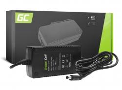 Green Cell® Ladegerät 29.4V 2A für E-Bike 24V Li-Ion Akku mit Rundstecker 5.5*2.1mm