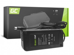 Charger for Electric Bikes, Plug RCA, 54.6V, 4A