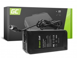 Charger for Electric Bikes, Plug RCA, 42V, 4A