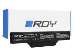 RDY Laptop Battery HSTNN-IB51 HSTNN-LB51 for HP 550 610 615 Compaq 550 610 615 6720 6720s 6730s 6735s 6800s 6820s 6830s