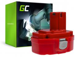 Green Cell ® Battery 1822 1833 PA18 for Makita 4334D 6343D 6347D 6349D 6390D 8390D 8391D