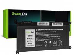Green Cell Battery WDX0R WDXOR for Dell Inspiron 13 5368 5378 5379 14 5482 15 5565 5567 5568 5570 5578 5579 7560 7570
