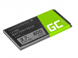 Green Cell ® Battery KAB4 for Kazam Life B4 Maxcom MM720