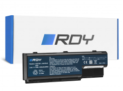 RDY Laptop Battery AS07B31 AS07B41 AS07B51 for Acer Aspire 5220 5520 5720 7720 7520 5315 5739 6930 5739G