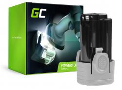 Green Cell ® Power Tool Battery for Black&Decker BL1110 BL1310 BL1510 BDCDMT112 10.8V 1.5Ah