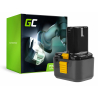 Green Cell® Battery (2Ah 9.6V) EB9B EB930H FEB9 for Hitachi CK 12D D 10DF DS 9DVF UB 12D WH 9DM WR 9 DMR