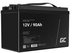 Green Cell ® Battery AGM VRLA 12V 90Ah