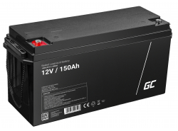 Green Cell ® Battery AGM VRLA 12V 150Ah