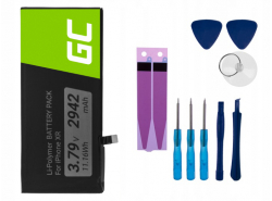 Green Cell A2105 battery for Apple iPhone XR + tool kit