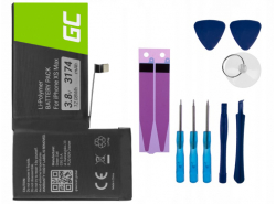 Green Cell A2101 battery for Apple iPhone XS Max + tool kit