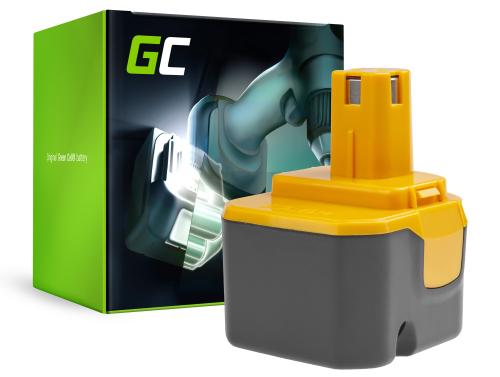 Green Cell® Battery (1.5Ah 12V) B1222H B1230H BPT1025 for Ryobi BD120 BD121 BD122 BID1211 BID1260 SA1202