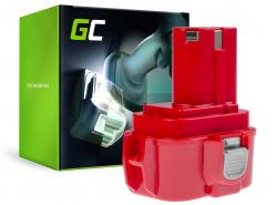 Green Cell ® Battery 9120 9122 9134 9135 PA09 for Makita 6207D 6222D 6261D 6503D 6909D 6991D