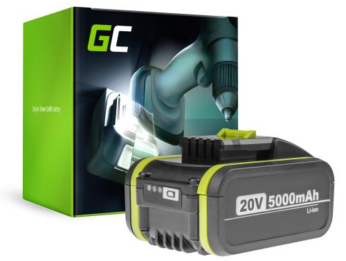 Battery (5Ah 20V) WA3549 WA3551 for WORX WG160E WG169E WG546E WG549E WG894E WX090 WX166 WX167 WX292 WX372 WX390 WX523 WX678