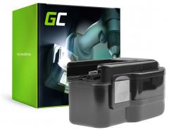 Green Cell ® Battery 48-11-2320 for Milwaukee PES PIW PSH PSX PWS 18 Loktor H P S 18 AEG B18 BBM BDSE BXL BSX 18