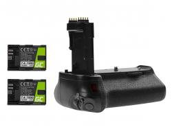 Grip Green Cell BG-E14H for the Canon EOS 70D 80D camera