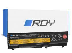 RDY Laptop Battery 45N1001 for Lenovo ThinkPad L430 L530 T430 T430i T530 T530i W530
