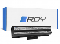 RDY Laptop Battery VGP-BPS26 VGP-BPS26A for Sony Vaio PCG-71811M PCG-71911M PCG-91211M SVE1511C5E SVE151E11M SVE151G13M