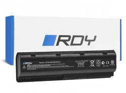 RDY Laptop Battery MU06 593553-001 593554-001 for HP 240 G1 245 G1 250 G1 255 G1 430 450 635 650 655 2000 Pavilion G4 G6 G7