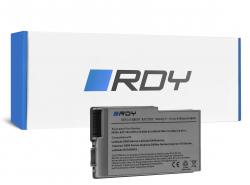 RDY Laptop Battery C1295 for Dell Latitude D500 D505 D510 D520 D530 D600 D610