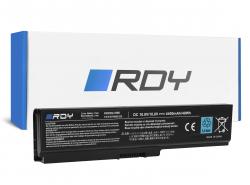 RDY Laptop Battery PA3817U-1BRS PA3818U-1BAS for Toshiba Satellite C650 C650D C660 C660D C665 L750 L750D L755D L770 L775