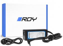 Charger / AC Adapter RDY 19V 3.42A 65W for AsusPro BU400 BU400A PU551 PU551L PU551LA PU551LD PU551J PU551JA