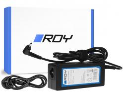 Charger / AC Adapter RDY 19V 3.42A 65W for Acer Aspire S7 S7-392 S7-393 Samsung NP530U4E NP730U3E NP740U3E