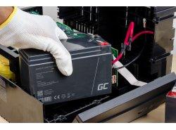 Green Cell ® Gel Battery AGM 12V 14Ah