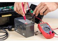 Green Cell ® Gel Battery AGM VRLA 12V 3.3Ah