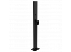 GC EV Stand mounting post for Wallbox electric car charging stations