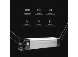 Green Cell ® Akku für Elektrofahrräder e-Bike 36V 8,8Ah 317Wh