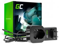 Green Cell ® Power Tool Battery Charger 21V for Ryobi 18V Li-Ion ONE+ RB18L15 RB18L25 RB18L50