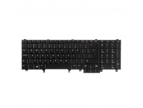 Green Cell ® Keyboard for Laptop Dell Latitude E5220,E5520, E6520, E6530, E6540
