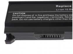 Laptop Battery PA3399U-2BRS PA3399U-1BRS for Toshiba Satellite A80 A100 A105 M40 M50 Tecra A3 A6